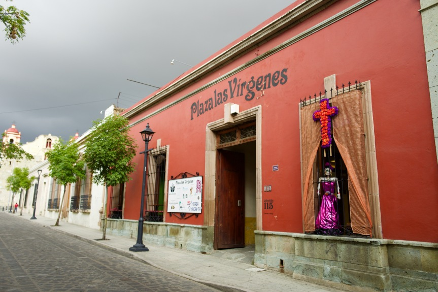 The front on 'mi posada'