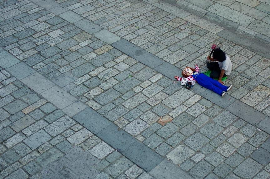 Killing Chucky....