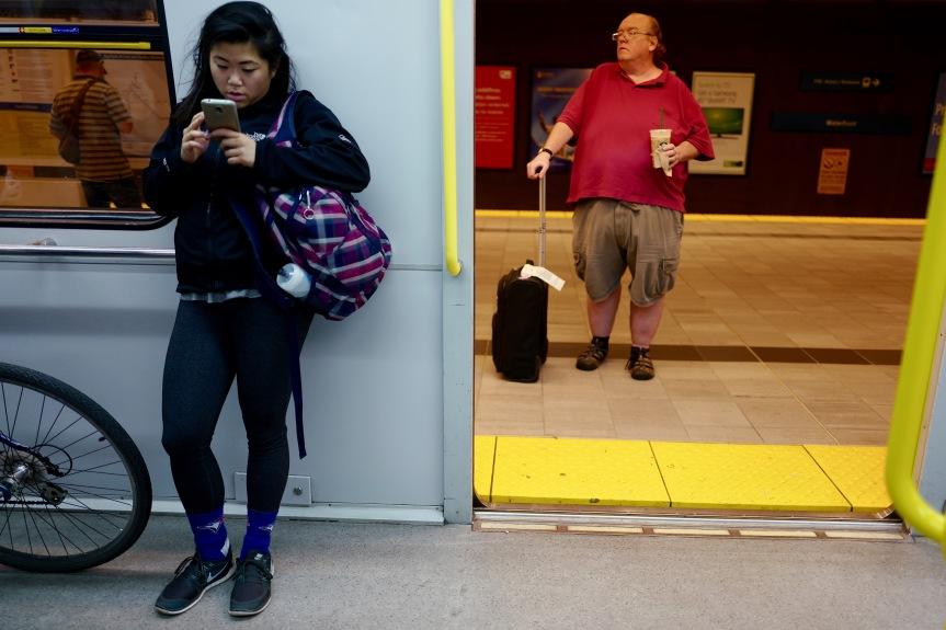 Canada Line, Vancouver, B.C. No comment!